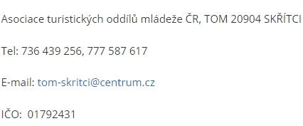 TOM Skřítci - kontakt